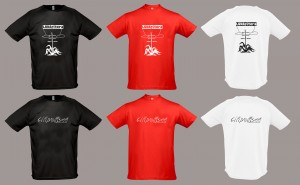 Camisetas GILI LP un color
